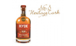 Whisky Irlandais Hyde N°8 Stout Finish 43° 70CL