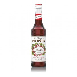 Sirop de Airelles Cranberries Monin 70 cl
