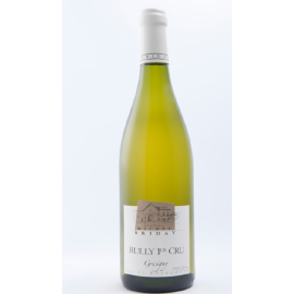 Rully Blanc 1er Cru 'Grésigny' S. M. Briday 2018 13° 75cl
