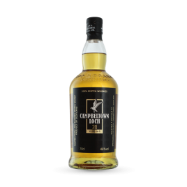 Whisky Campbeltown Loch 21 ans  46° 70cl