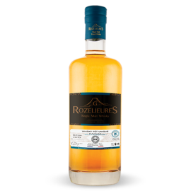 Whisky Lorrain Rozelieures Exception Finition Rhum HSE 43° 70cl