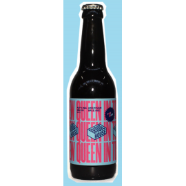 Bière New Queen In Town American Pal Ale 4,8% 33cl
