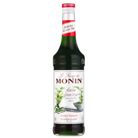 Sirop de The Vert Matcha Green Tea Monin 70 cl
