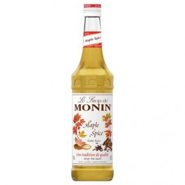 Sirop de Maple Spice Monin 70 cl