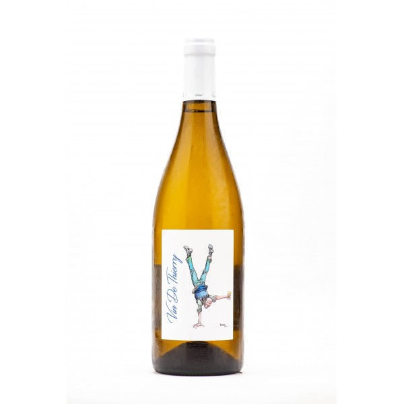 Vin de Thierry Blanc Bio VDF Dom Michon 2018 13,5° 75cl