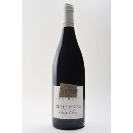 Bourgogne Rully Rouge 1er Cru Champs Cloux M. Briday 2018 13° 75cl