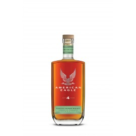 American Eagle Whisky Tennessee Bourbon 40% 70cl