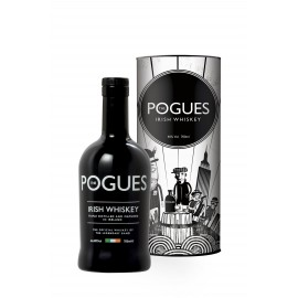 The Pogues Triple Distilled Irish Whiskey 40% 70cl