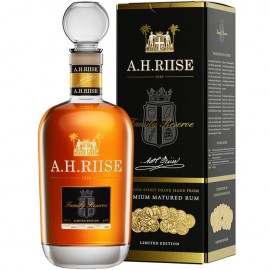 Rum AH RIISE Family Reserve St Thomas 42% 70cl