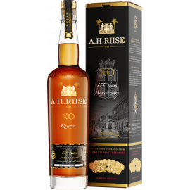 Rum AH RIISE XO Reserve 175 years 42% 70cl