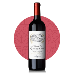 Ch Rochemorin Pessac Leognan Rouge 2015 13,5° 150 cl