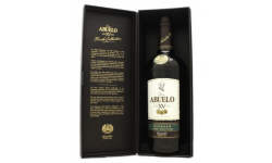 Rhum Panama Abuelo Olorosso 15 ans Finish Collection 40° 70 cl
