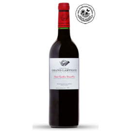 Ch Grand Lartigue St Emilion Grand Cru 2014 13° 150 cl