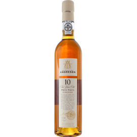 Porto Andresen White 10 ans 20°  50cl