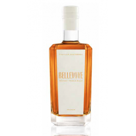 Whisky France Bellevoye Triple Malt Blanc 40° 70cl