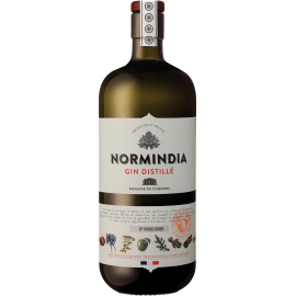 Gin Normindia Dom du Coquerel Coffret Gin tonic 41,4° 70cl