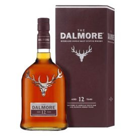 Whisky Highland Dalmore 12ans 40° 70cl