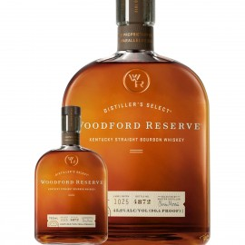 Bourbon Woodford Reserve Kentucky Straight Bourbon Whiskey 43,2° 70cl