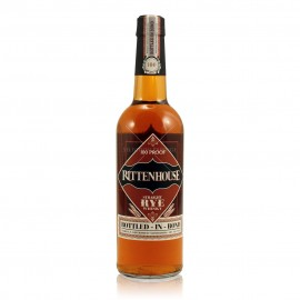 American Straight Rye Whiskey RITTENHOUSE 50° 70cl