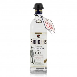 Gin Angleterre Broker's London Dry Premium 40° 70cl