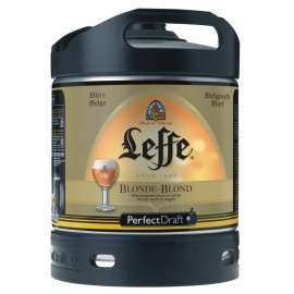 Bière Leffe Blonde Perfect Draft 6,6° 6L