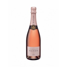 Champagne Haton Rosé Extra 12,5° 75cl